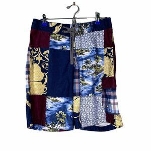 Old Navy Trunks Board Swimming Shorts S